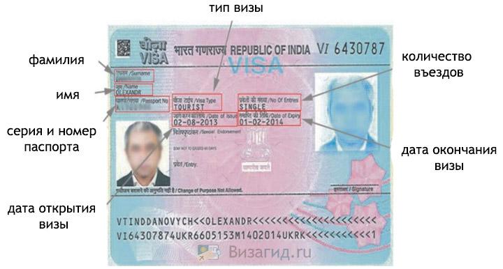 Виза в Индию 2017 для россиян: нужна ли, электронная онлайн